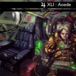 Jupiter # 41: XLI Aoede (magazine review).