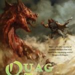 Quag Keep by Andre Norton (book review).
