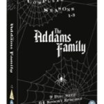 The Addams Family: The Complete Seasons 1-3 DVD boxset (DVD review).