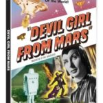 Devil Girl From Mars (1954) DVD.