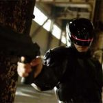 Robocop trailer… the man in the machine.