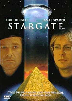 Stargate: an open wormhole to scifi greatness (documentary: video).