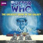 The Greatest Show In The Galaxy by Stephen Wyatt  (CD review).