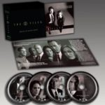 The X-Files Volume Two music composed by Mark Snow (CD review).
