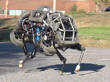 Atlas droid totally kicks yo'arse (mad robot news).