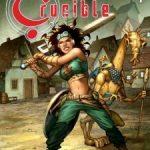 Crucible # 1 by John Freeman and Smuzz (e-comic).