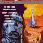The Magazine Of Fantasy & Science Fiction Jan- Feb Volume 126 # 711 (magazine review).