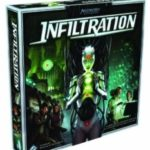 Infiltration (board game: review).