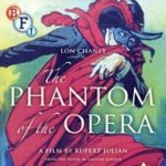 The Phantom of the Opera (1929) dual-format edition, DVD + Blu-ray (DVD review).