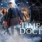 Doctor Who: The Time Of The Doctor by Steven Moffat – a review by GF Willmetts.
