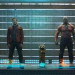 Guardians of the Galaxy – first pic from new Marvel movie.
