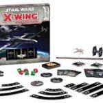 Star Wars: X-Wing Miniatures Game (minatures game review).