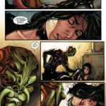 Mass Effect: Foundation #6 by Mac Walters (Writer) and Matthew Clark (Artist) (comicbook review).