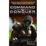 Command & Conquer: Tiberium Wars by Keith R. A. DeCandido (game tie-in book review).