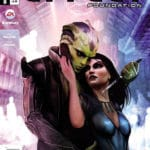 Mass Effect: Foundation #8 by Mac Walters (Writer) and Tony Parker (Artist).