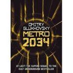 Metro 2034 by Dmitry Glukhovsky (book review).