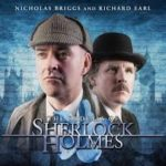 The Ordeals Of Sherlock Holmes by Jonathan Barnes (CD review).
