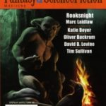 The Magazine Of Fantasy & Science Fiction May/Jun 2014 Volume 126 # 713 (magazine review).