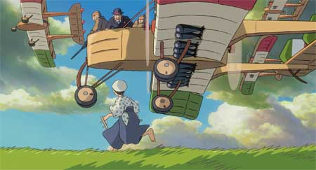 Run like the wind, little one, for the Ghibli Zoom backgrounds, NOW!