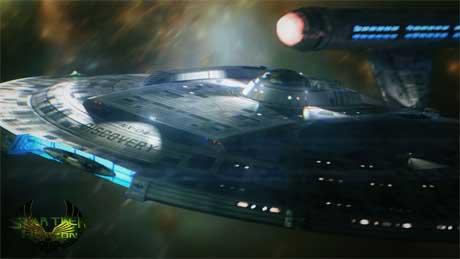 The First Romulan War (Star Trek documentary: video).
