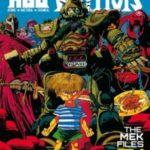 A.B.C. Warriors: The MEK Files 01 by Pat Mills and a variety of artists (graphic novel).