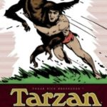 Tarzan: In The City Of Gold by Burne Hogarth and Don Garden (graphic novel review).