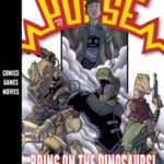 Pulse Issues 1 and 2 (e-comics review).