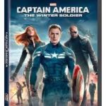 Captain America: The Winter Soldier (2014) (DVD review).