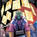 Legion Of Super-Heroes Volume 3: Fatal Five by Paul Levitz, Francis Portela and Scott Kolins (graphic novel review).