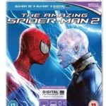 The Amazing Spider-Man 2 (2014) (Blue-ray film review).
