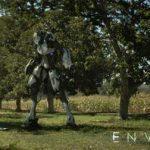 Envoy . . . E.T. go home? (short movie).
