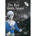The Boy From Space (1971) (DVD review).
