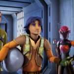 Star Wars Rebels: Spark of Rebellion – an animated review by John Rivers (Star Wars TV review).