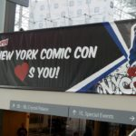 New York ComicCon 2014 (convention review).