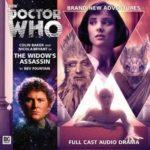 Doctor Who: The Widow's Assassin by Nev Fountain (CD review).