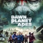 Dawn Of The Planet Of The Apes (2014) (DVD review).