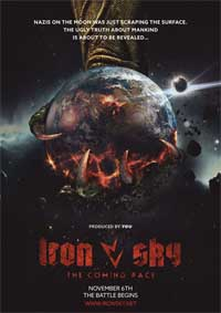 Iron Sky The Coming Race (scifi movie: 2nd trailer).