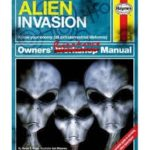 Alien Invasion Owners' Resistance Manual by Sean T. Page and illustrated by Ian Moores (book review).