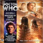 Doctor Who: Masters Of Earth by Mark Wright and Cavan Scott (CD review).