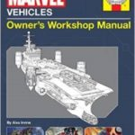Marvel Vehicles Owner's Workshop Manual by Alex Irvine (book review)