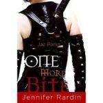 One More Bite (a Jaz Parks novel book 5) by Jennifer Rardin (book review).