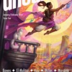 Uncanny Magazine # 2 January/February 2015 (emag review).