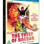 The Thief Of Bagdad (1940) (Blu-ray film review).