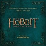 The Hobbit: Battle Of The Five Armies Soundtrack composed by Howard Shore (CD review).