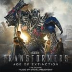 Transformers: Age Of Extinction Soundtrack composed by Steve Jablonsky (CD review).