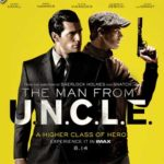 The Man from U.N.C.L.E. reboot – first trailer.