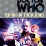 Doctor Who: Mannequin Mania: Terror Of The Autons by Robert Holmes (DVD review).
