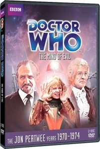 Doctor Who retrospective: the Age of Jon Pertwee (video doc).