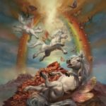 Dreamland by Boris Vallejo and Julie Bell (book review),