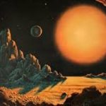 Pictures Of Inspiration: Stellar Radiance by David A Hardy: by Rod MacDonald (article).